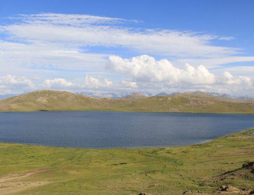 Sheosar Lake (شاؤسر جھیل)